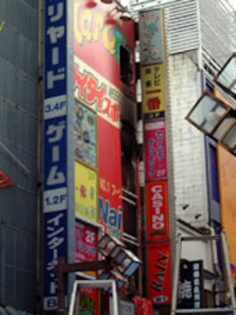歌舞伎町「明星56ビル」