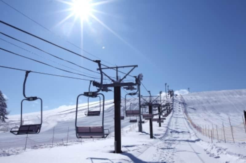 もしもスキー場、ゲレンデで地震を感じたら。とにかく生存確率を上げるには逃げるしかありません