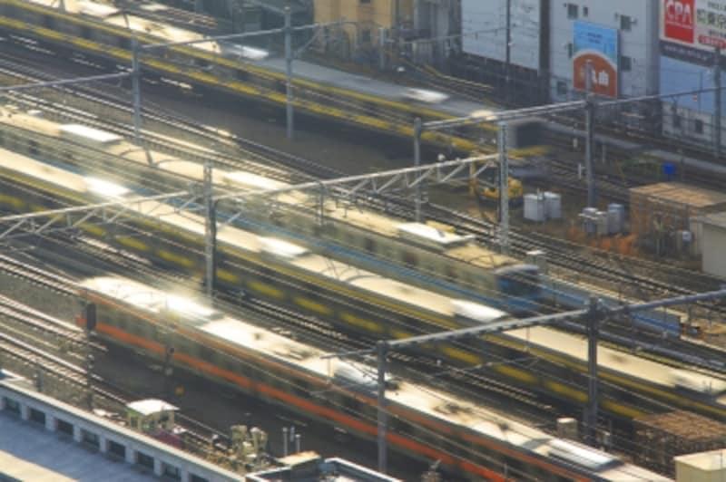地震が起きたとき、電車内で一番危険なのは先頭車両