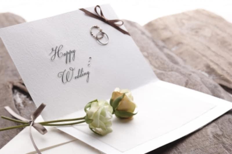 結婚式の受付からの流れ・披露宴当日のマナー