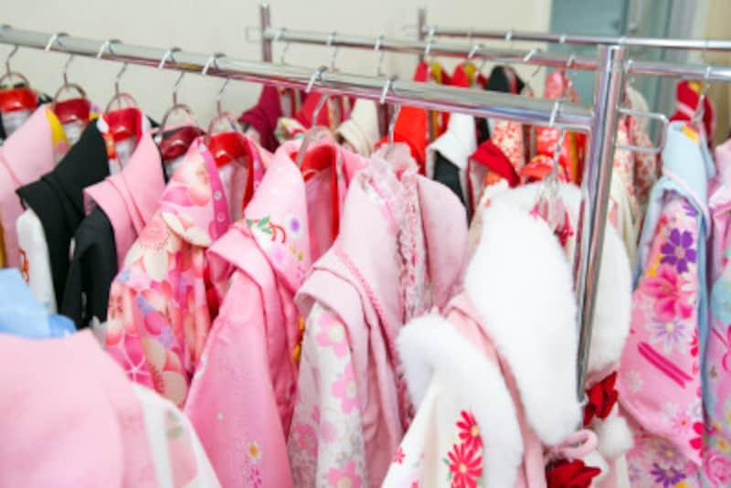 七五三の親の服装マナーや子供の着物の準備はどうすれば?