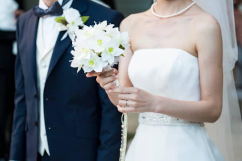 同僚の結婚式でスピーチ