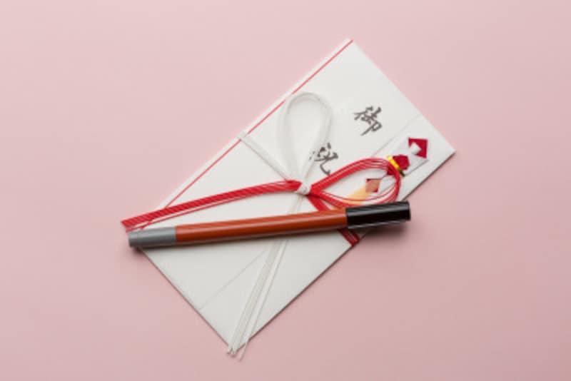 祝儀袋の表書き
