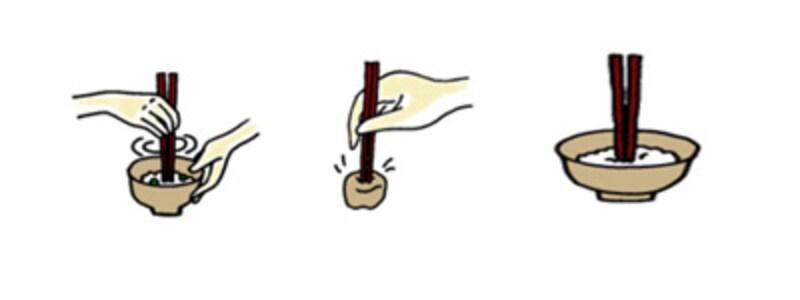 箸使いNG