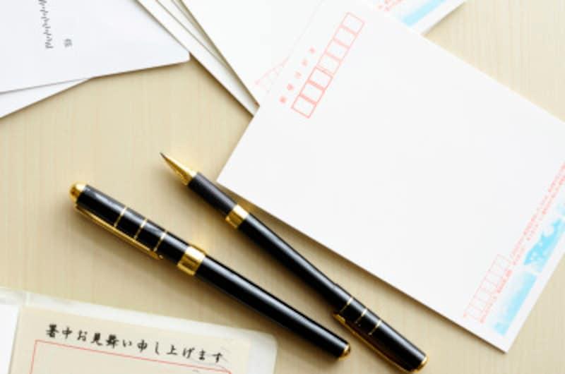暑中見舞いの手紙の文例