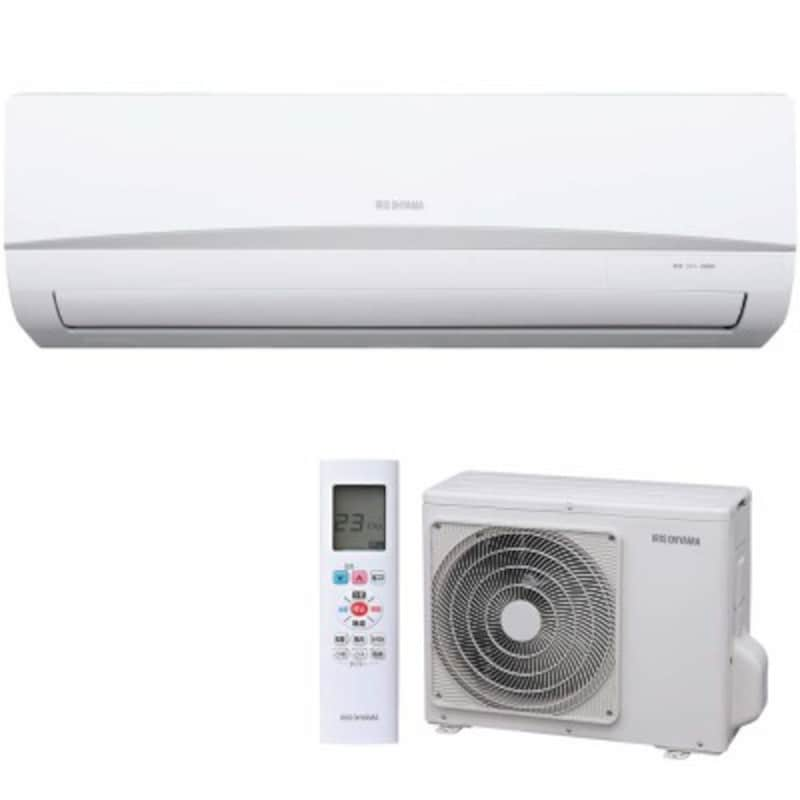 部屋全体を温める暖房器具:エアコン