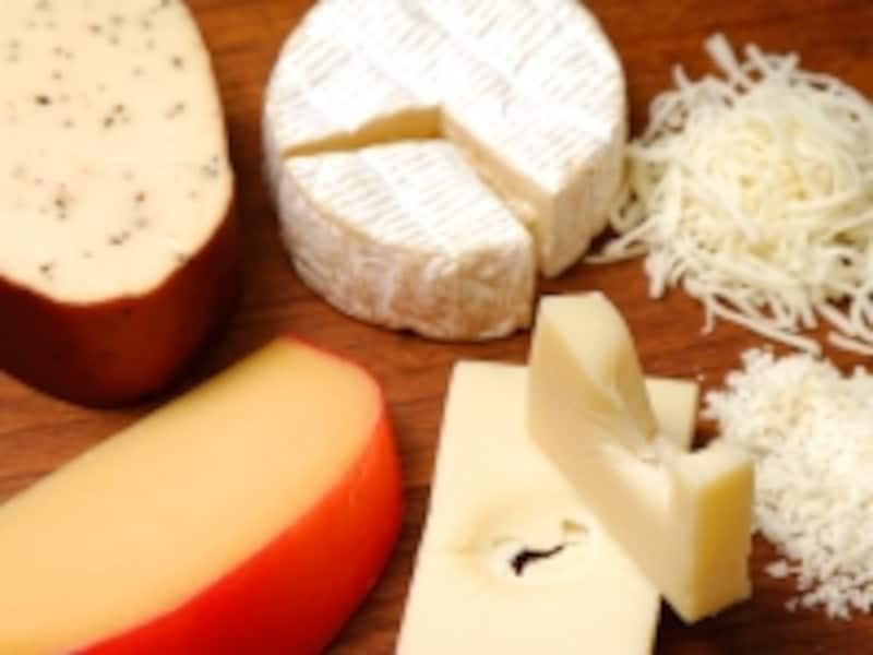 チーズの冷凍保存