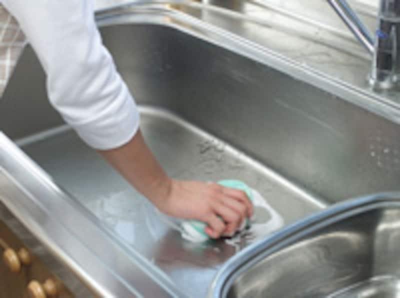 水周りの掃除
