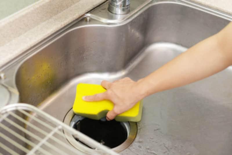 一人暮らしが帰省・旅行で長期間家を空けるときの注意点:カビや害虫は水気があるところを好みます。キッチンやバスルームなどは、しっかりと掃除をしてから出かけましょう
