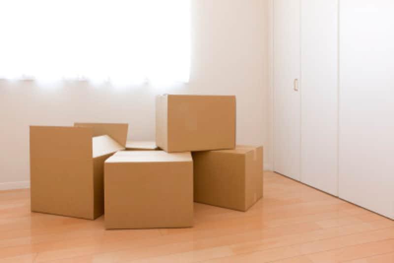 引っ越し時のトラックへの荷物の積み方は?