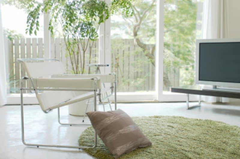 モデルルームの家具はどこに行くんだろう