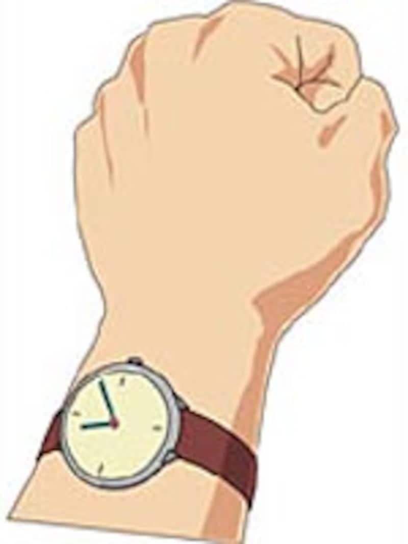 引越し、時計
