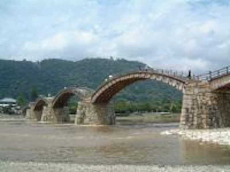 《岩国》錦帯橋