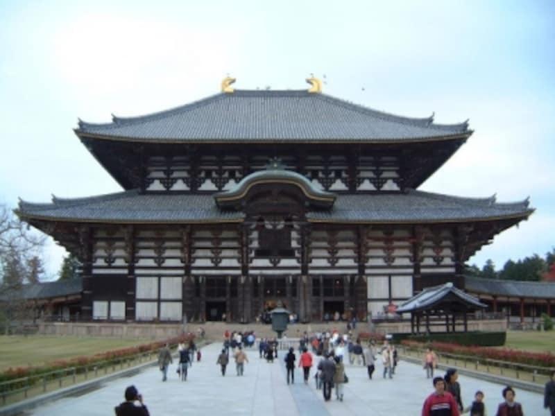 【奈良】東大寺大仏殿