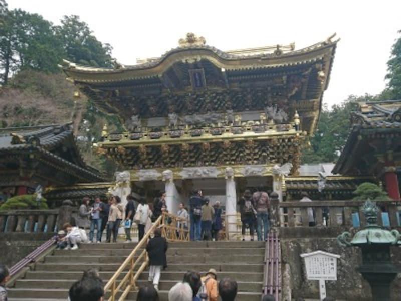 日光東照宮・陽明門