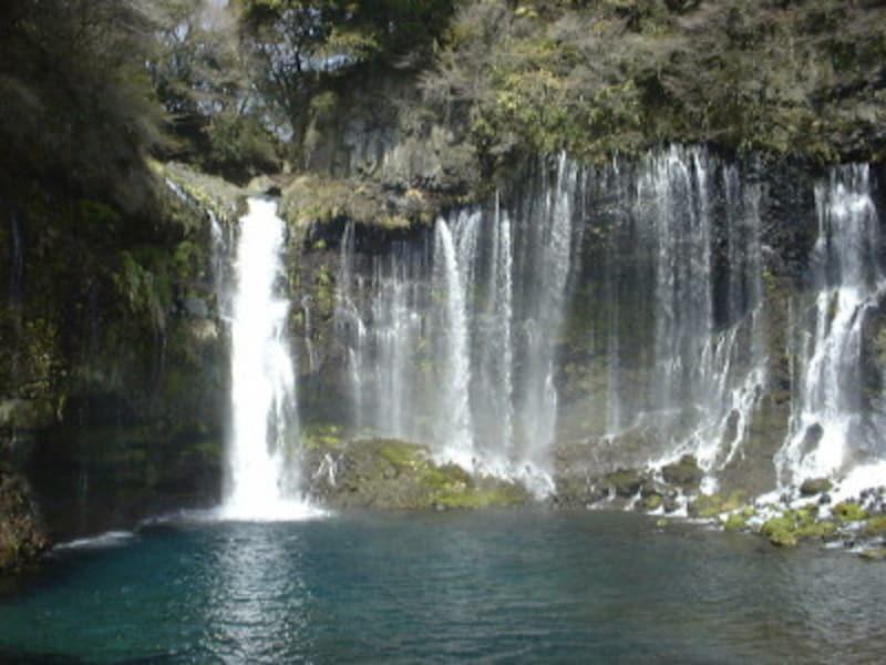 静岡/白糸の滝