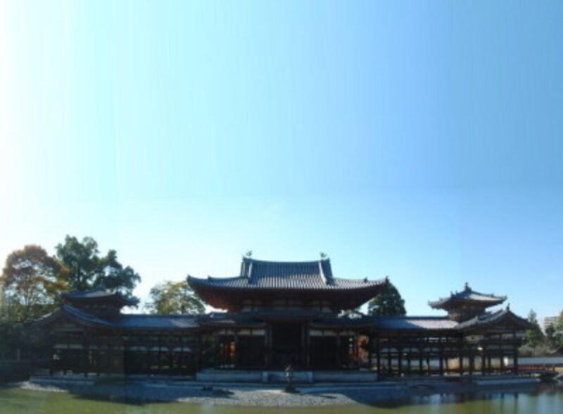 京都・平等院鳳凰堂