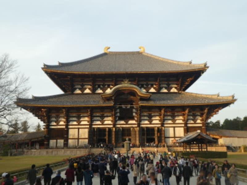 奈良・東大寺大仏殿