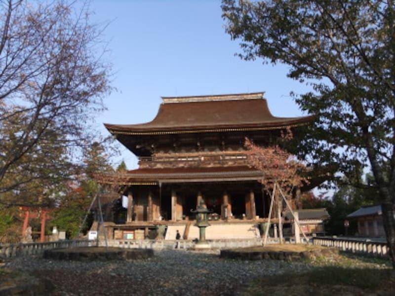 奈良・吉野金峯山寺・蔵王堂