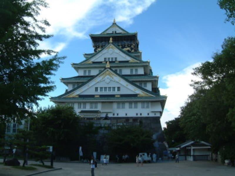 大阪・大阪城