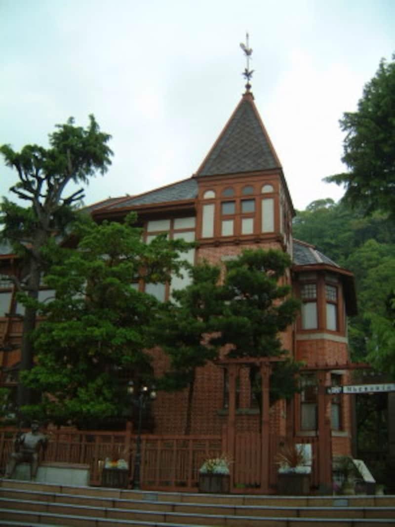 兵庫・神戸風見鶏の館