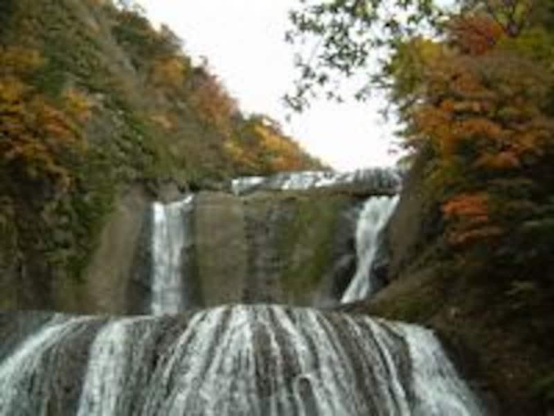 【茨城】袋田の滝