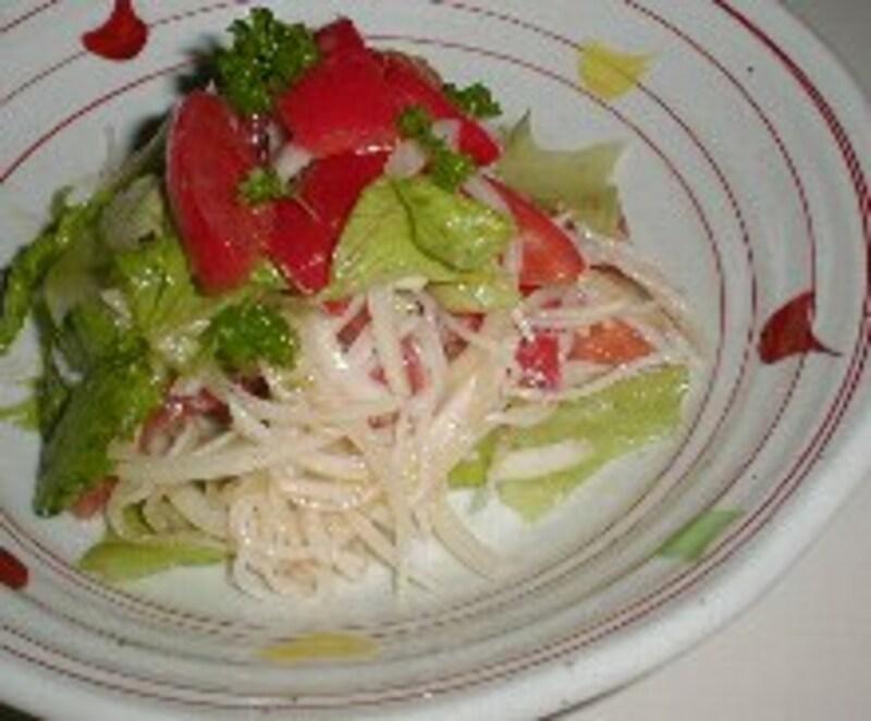 イタリアン素麺の画像