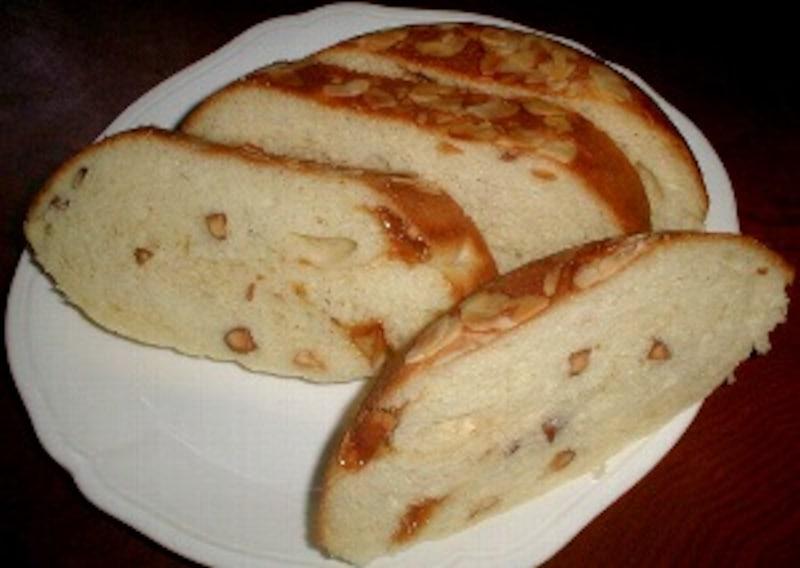 キャラメルパン