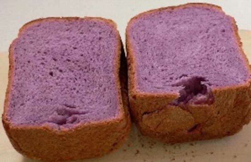 紅芋食パン