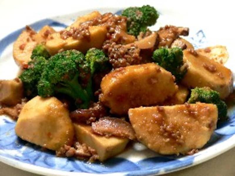 里芋の中華風煮物