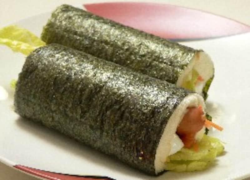恵方巻サンドイッチ