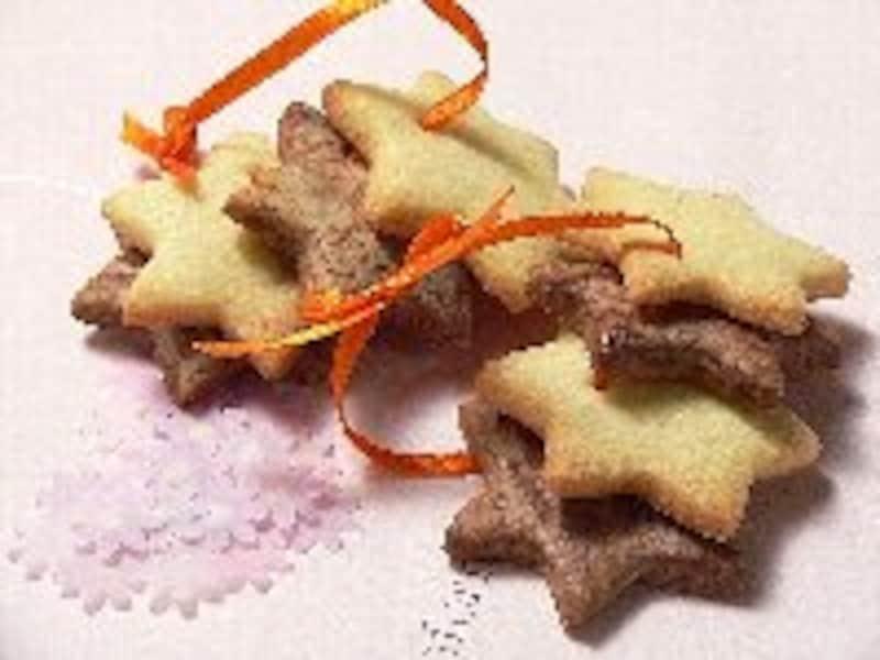星型クッキー