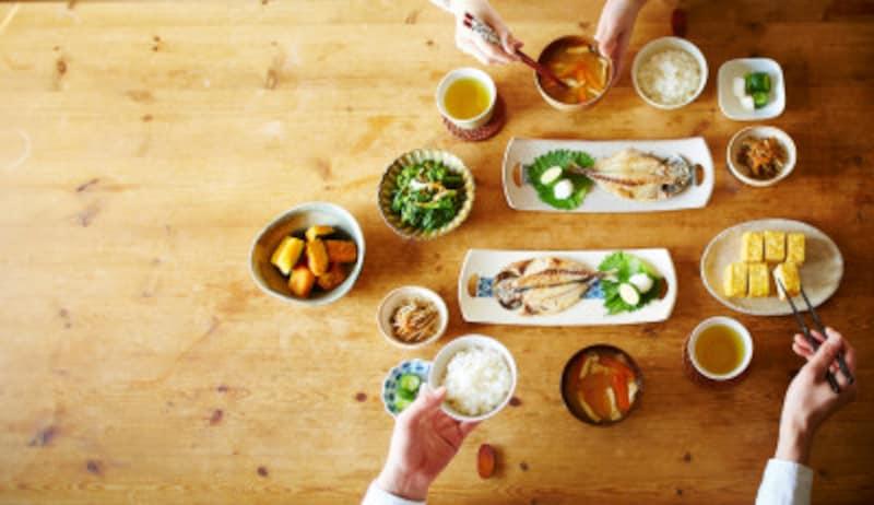 節約料理の献立メニュー