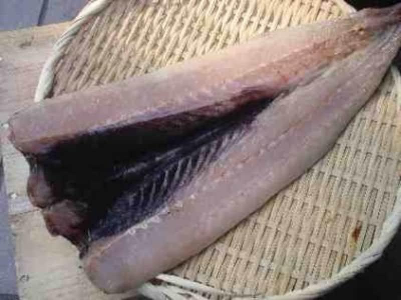 エンザラを焼き魚でいただく!房総沖の幻の美味魚