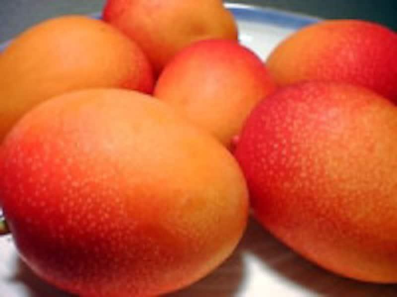 ミニマンゴーとは?美味しすぎる完熟マンゴー