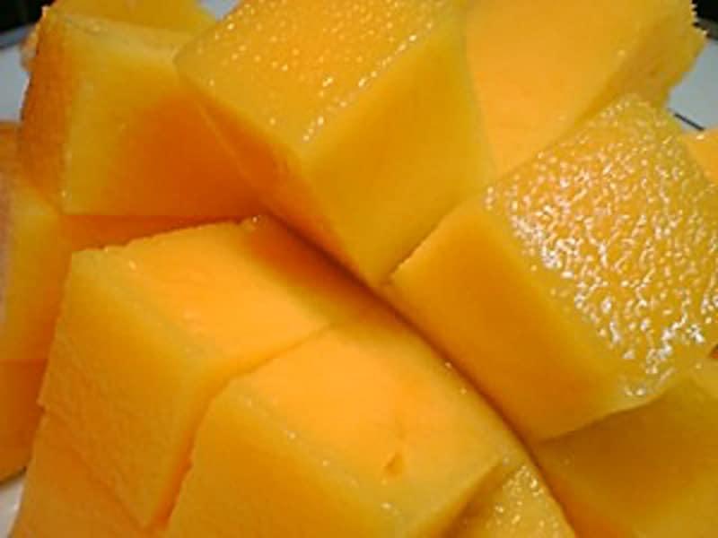 幻のマンゴー、キーツマンゴー