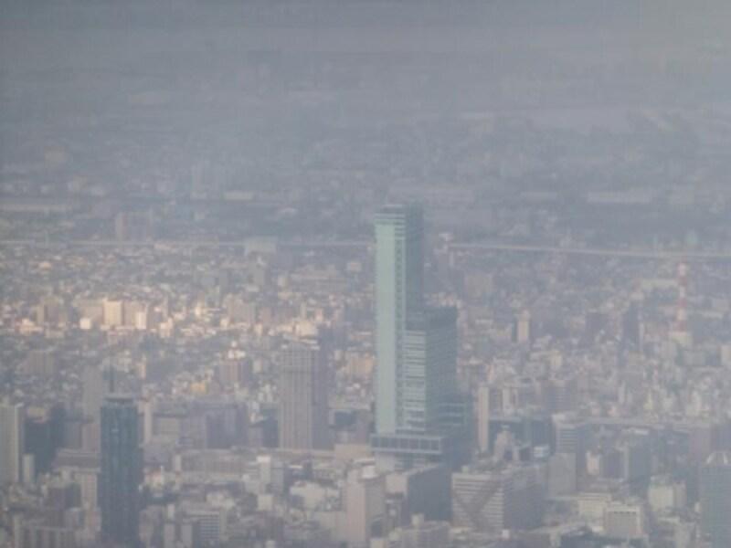 《大阪》あべのハルカス(2014年11月撮影)
