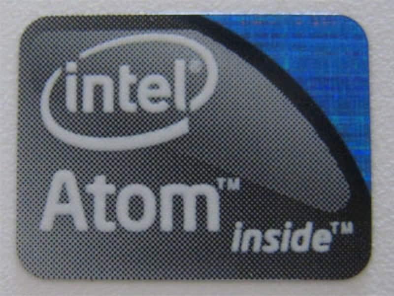 Atomプロセッサに代表される超低電圧CPU採用のネットブックは大ヒットとなった