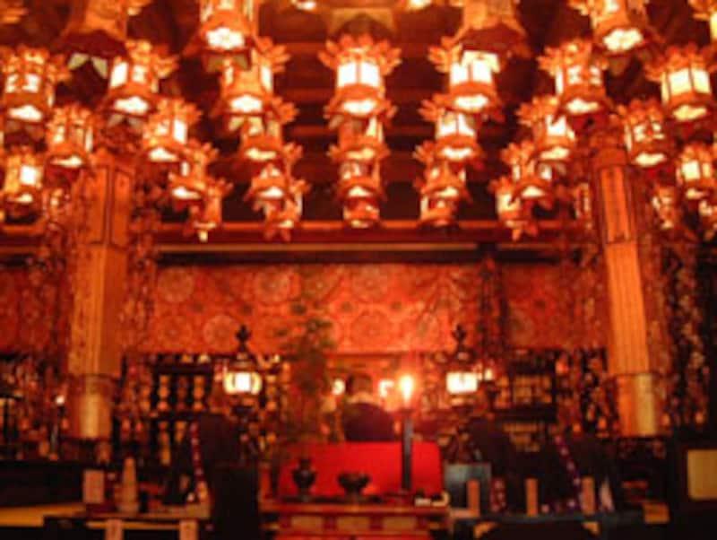 三宝院の本堂