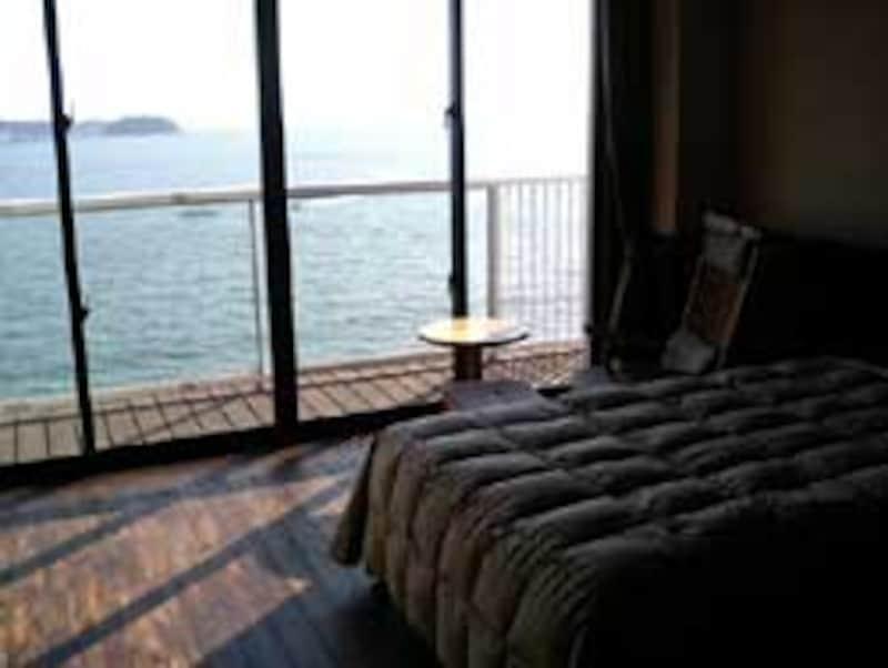 日間賀観光ホテル(Bタイプの客室)