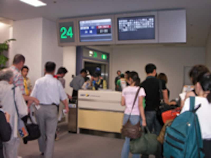 羽田空港(昨年の様子)