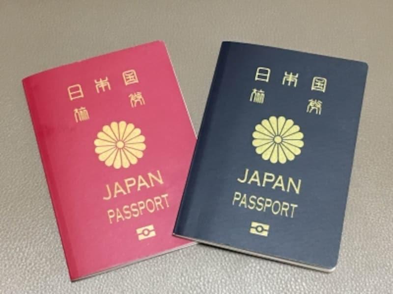 パスポート(大人・子供)
