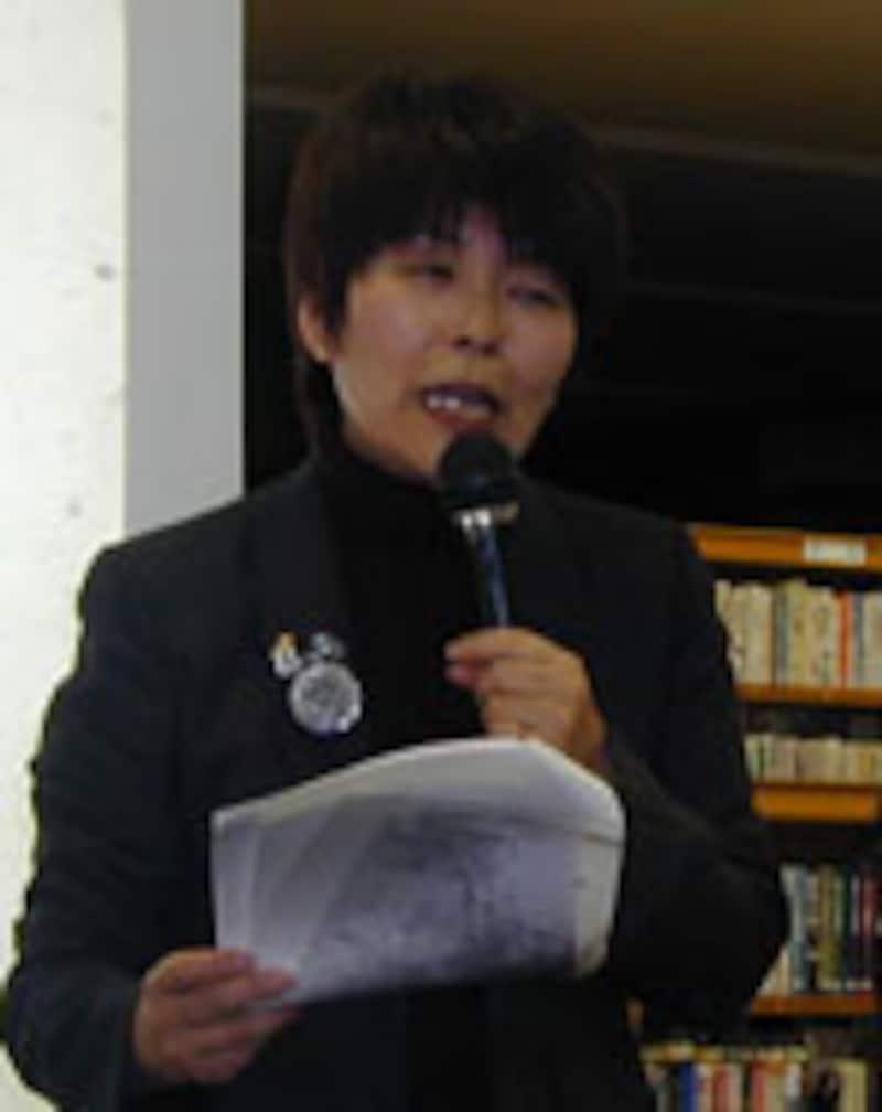 瀧谷大学・都築晶子教授