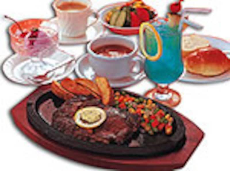 味と価格で満足するJYUJYのヒレステーキセット