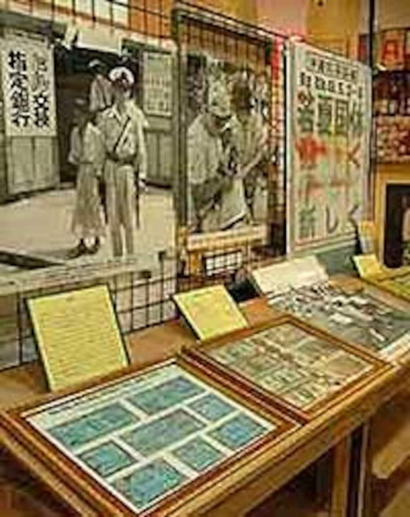 沖縄市のまちかど資料館「ヒストリート」