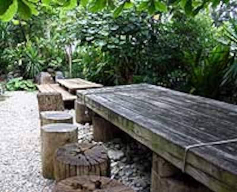 沖縄最北端の宿・海山木