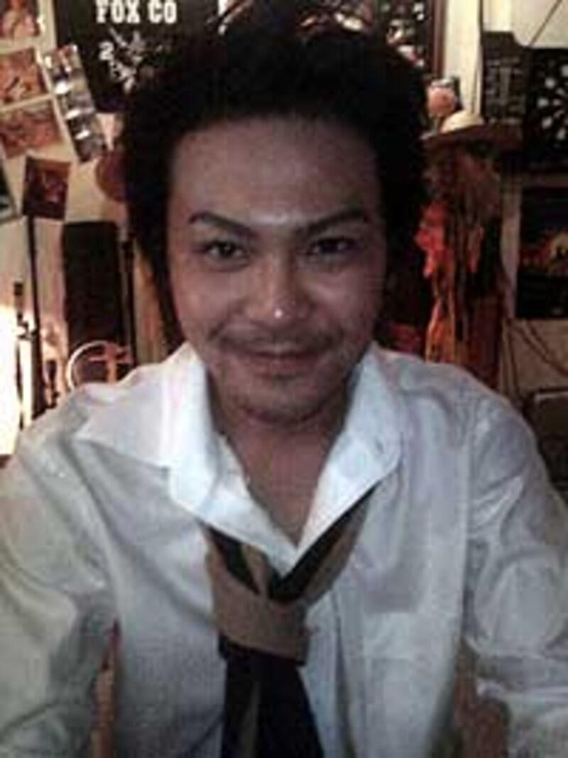 スタッフの桑江さんはなかなか男前でした。