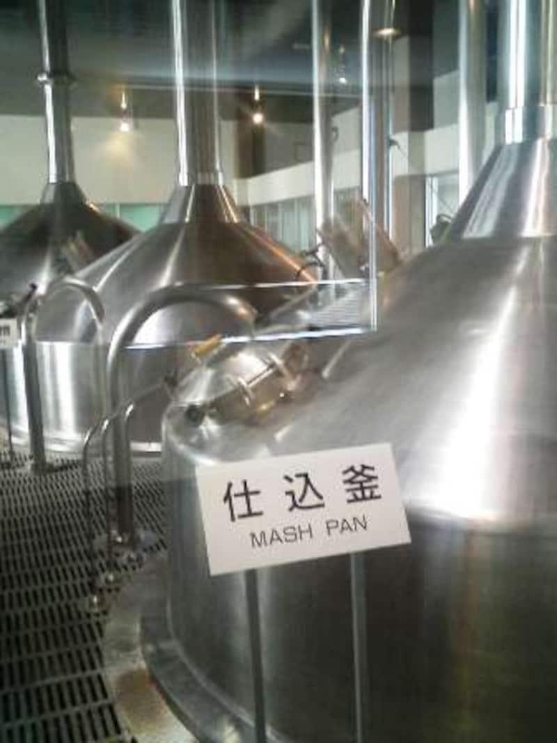 美味しいビールを飲むには工場見学が必須