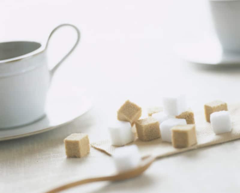 砂糖類のカロリー表