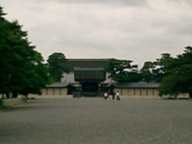京都御苑建礼門